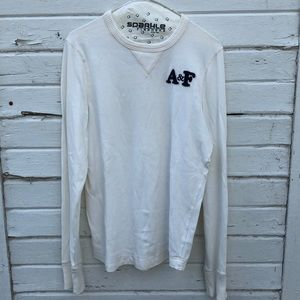 Abercrombie & Fitch long sleeve shirt size Medium
